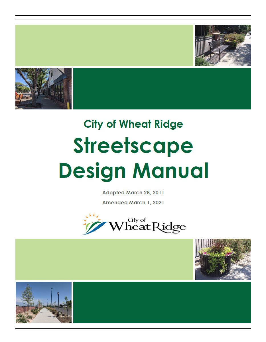 Streetscape Manual