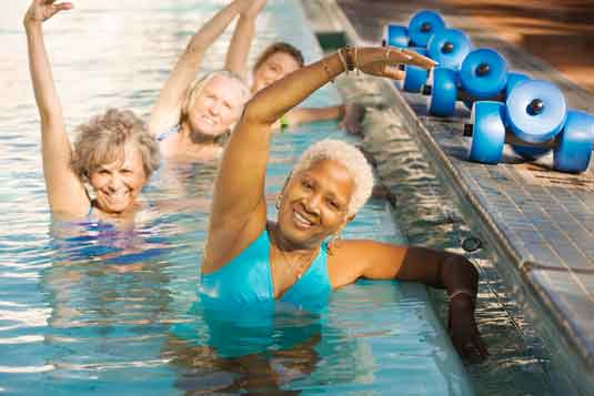 Aqua Exercise Classes