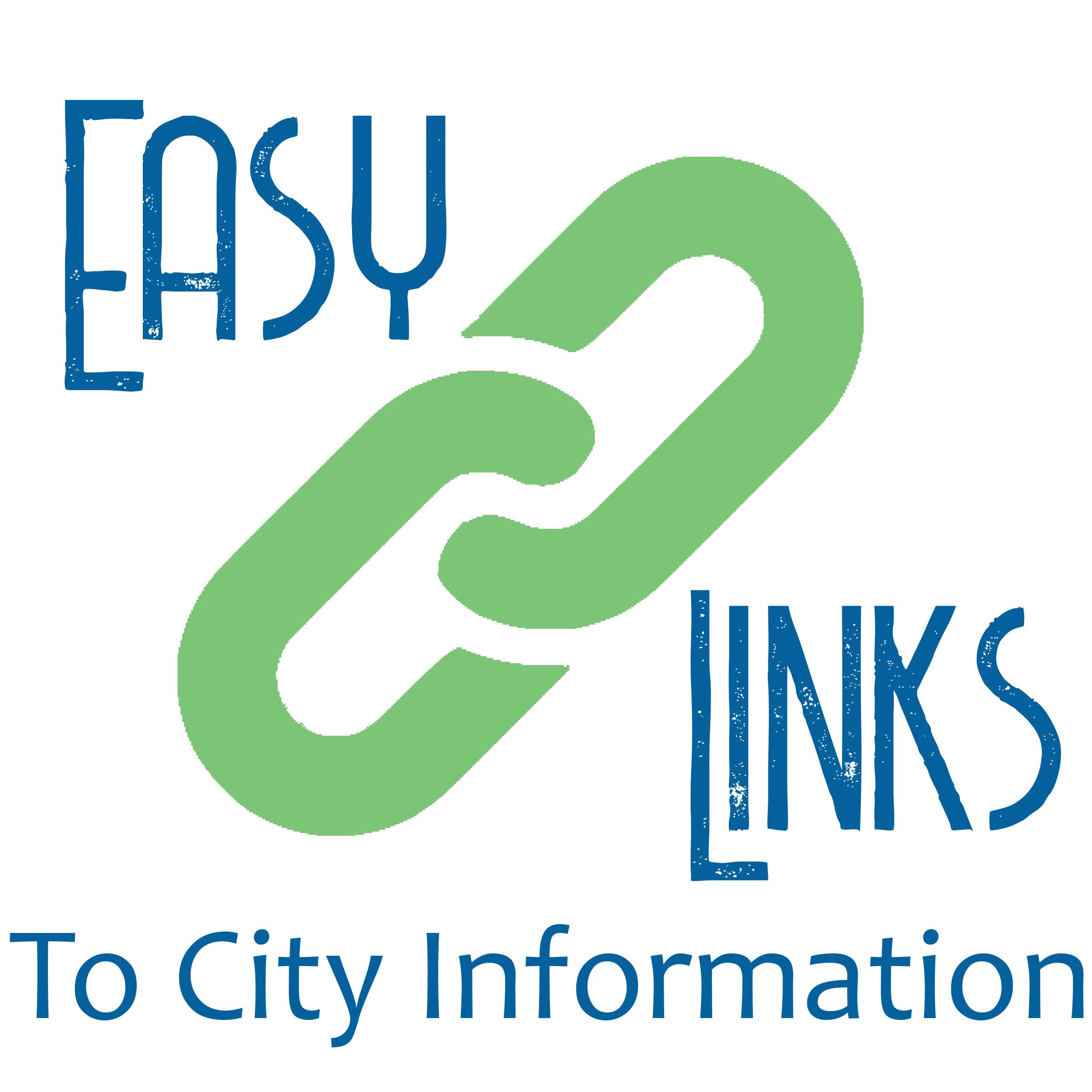 EasyLinks to City Information graphic