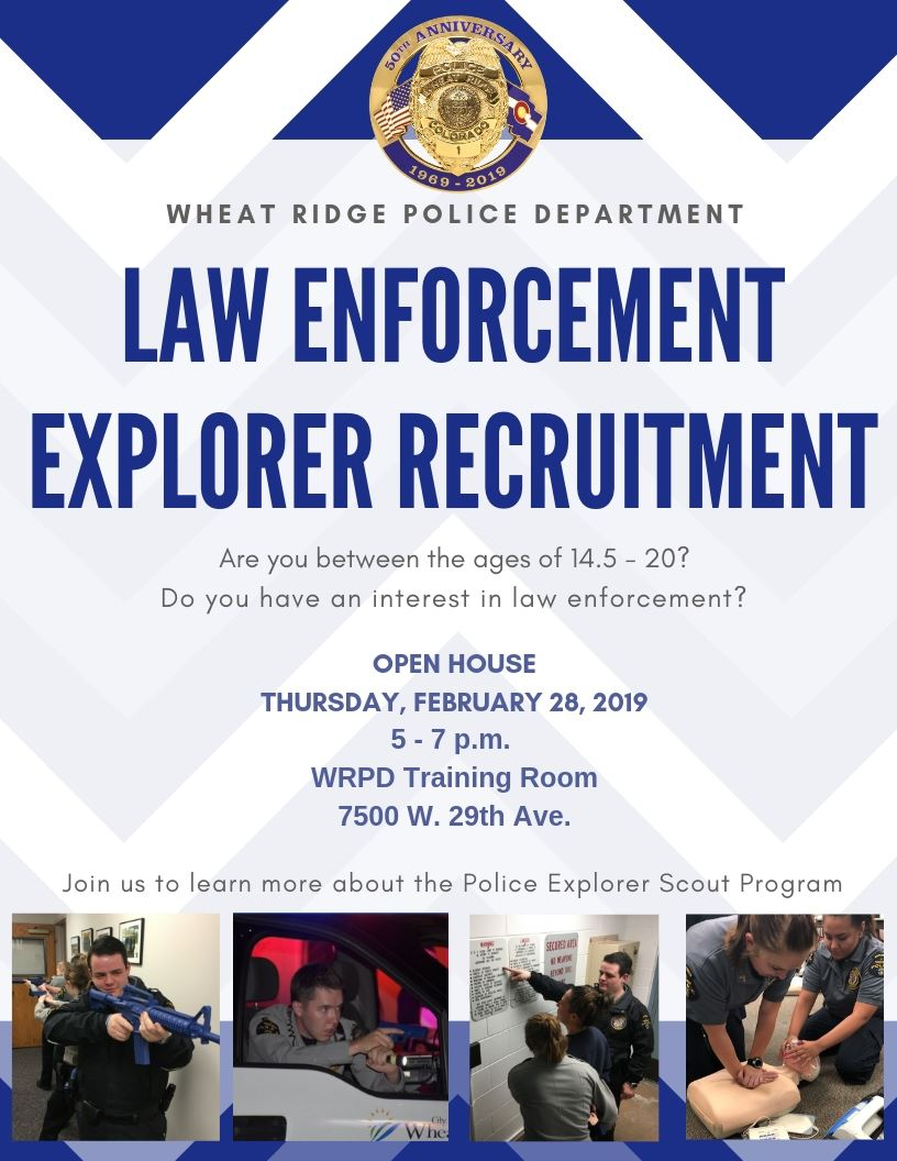 Law Enforcement Explorer