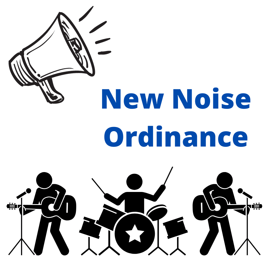 New Noise Ordinance