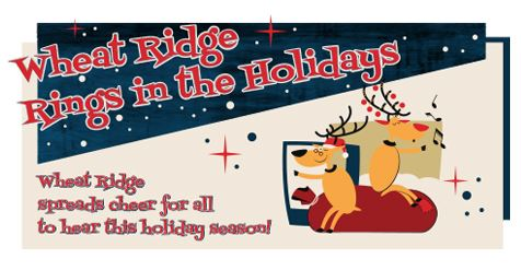 Wheat Ridge Shares Cheer for all to Hear with Reindeer games