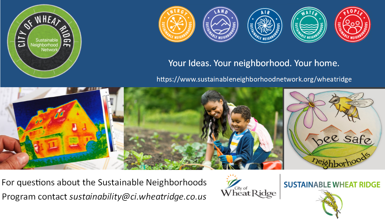 Sustainable Neighborhoods 2021