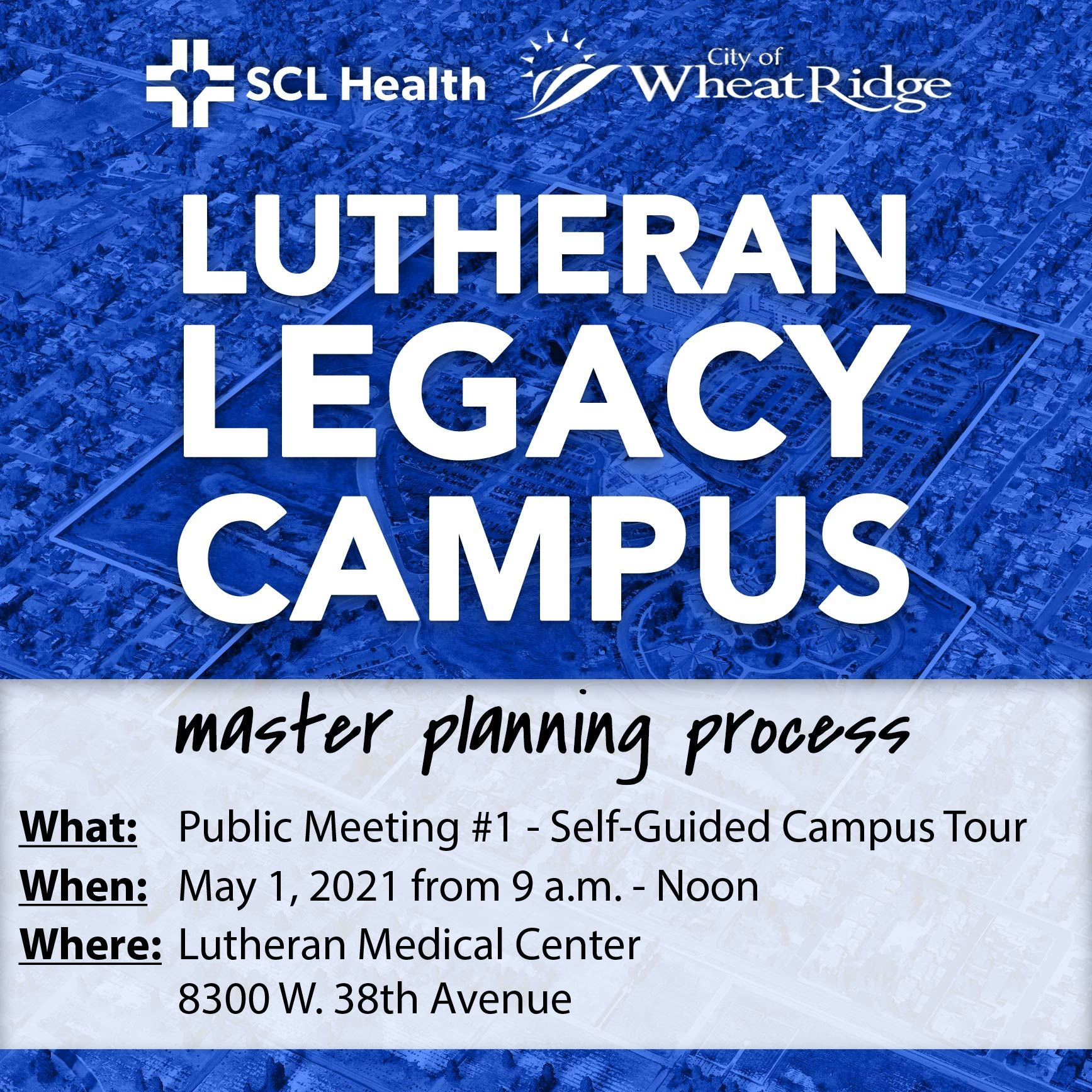 Lutheran Legacy Event