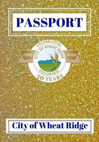 Passport to Wheat Ridge cover