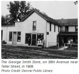 George Smith GroceryStore1909