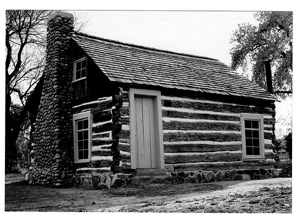 The Coulehan-Johnson Cabin1859
