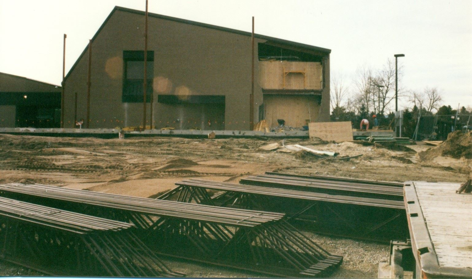 4th City Hall Remodel 1995