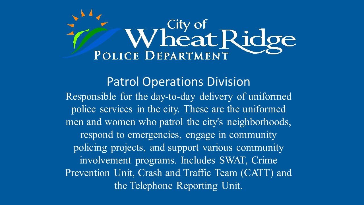 Patrol Operations Division