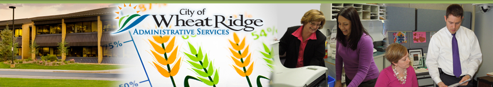 City of Wheat Ridge - Administrative Services