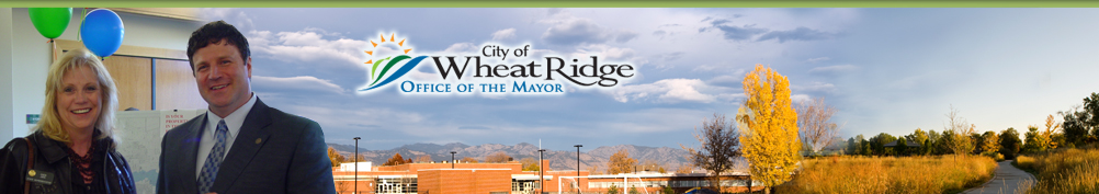 City of Wheat Ridge - Office of the Mayor