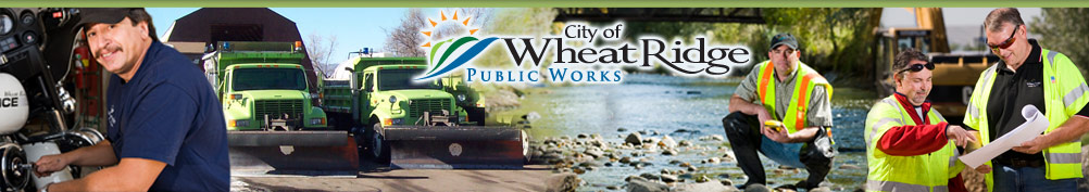 City of Wheat Ridge - Public Works